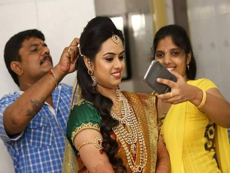 bridal makeup artist in egmore