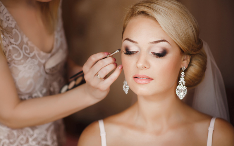 bridal makeup artist in erode